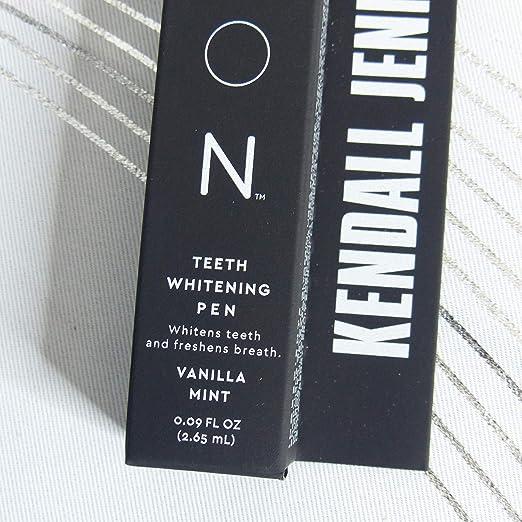 Amazon Com Kendall Jenner Moon Vanilla Mint Teeth Whitening Pen