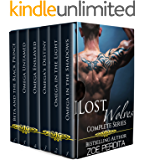 Lost Wolves Complete Series: Omega in the Shadows, Omega in the Light, Omega's Destiny, Omega Enslaved, Omega Untamed, Beta and the Black Prince
