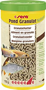 Sera 7170 Pond granulat 6 oz 1.000 ml Pet Food, One Size