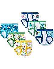 Peppa Pig Boys TBUP6027 7-Pack Peppa Toddler Boy Brief Underwear - Multi