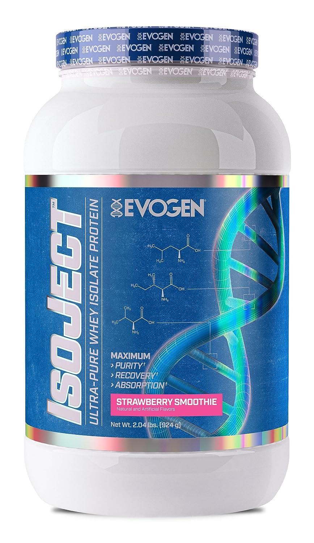 Amazon.com: evogen isoject | Premium Suero aislado w/enzimas ...