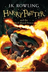 Harry Potter and the Half Blood Prince Paperback
