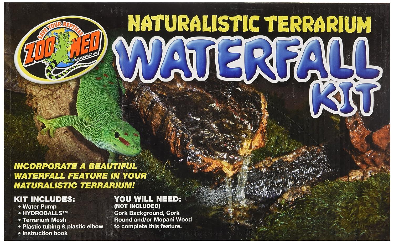 Zoo Med Naturalistic Terrarium Waterfall Kit WK10