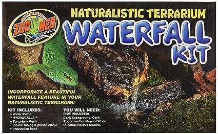 d193f66d6 Zoo Med - Kit de Cascada de terrario Natural: Amazon.com.mx: Mascotas