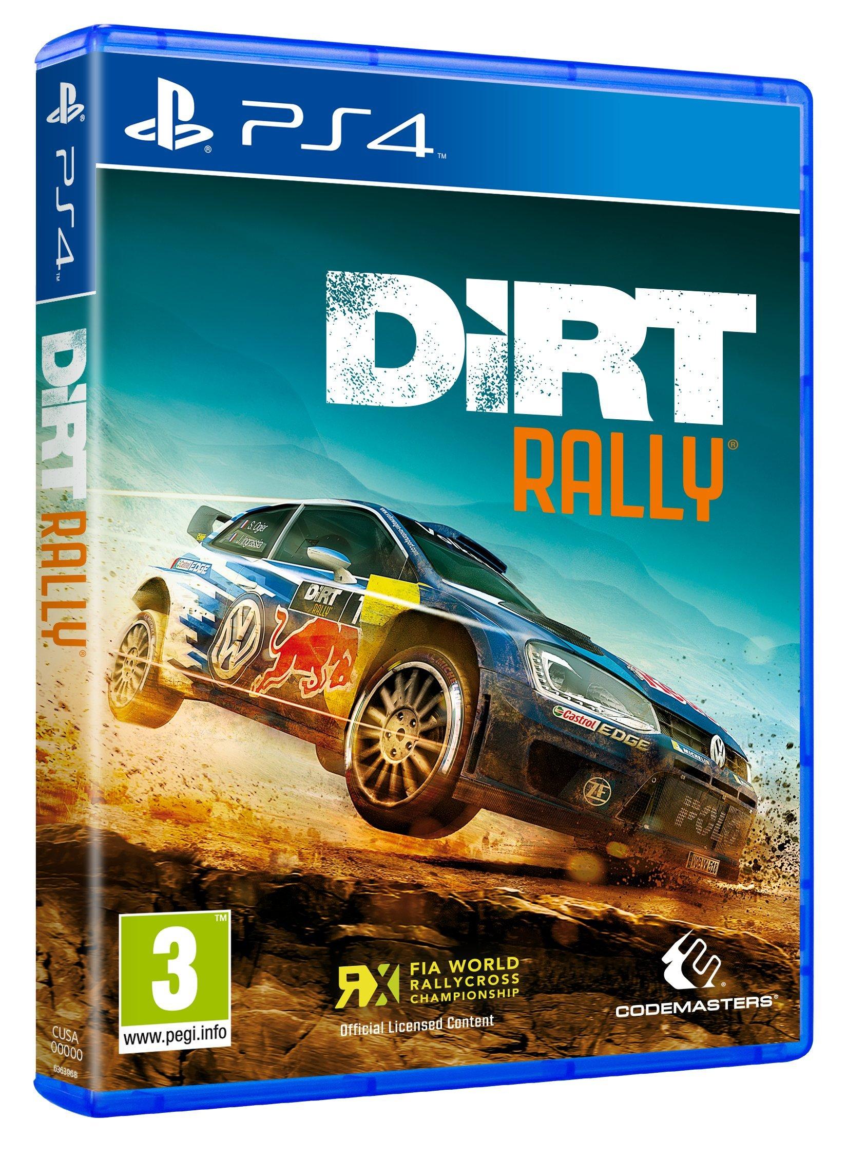 Dirt Rally (PS4)