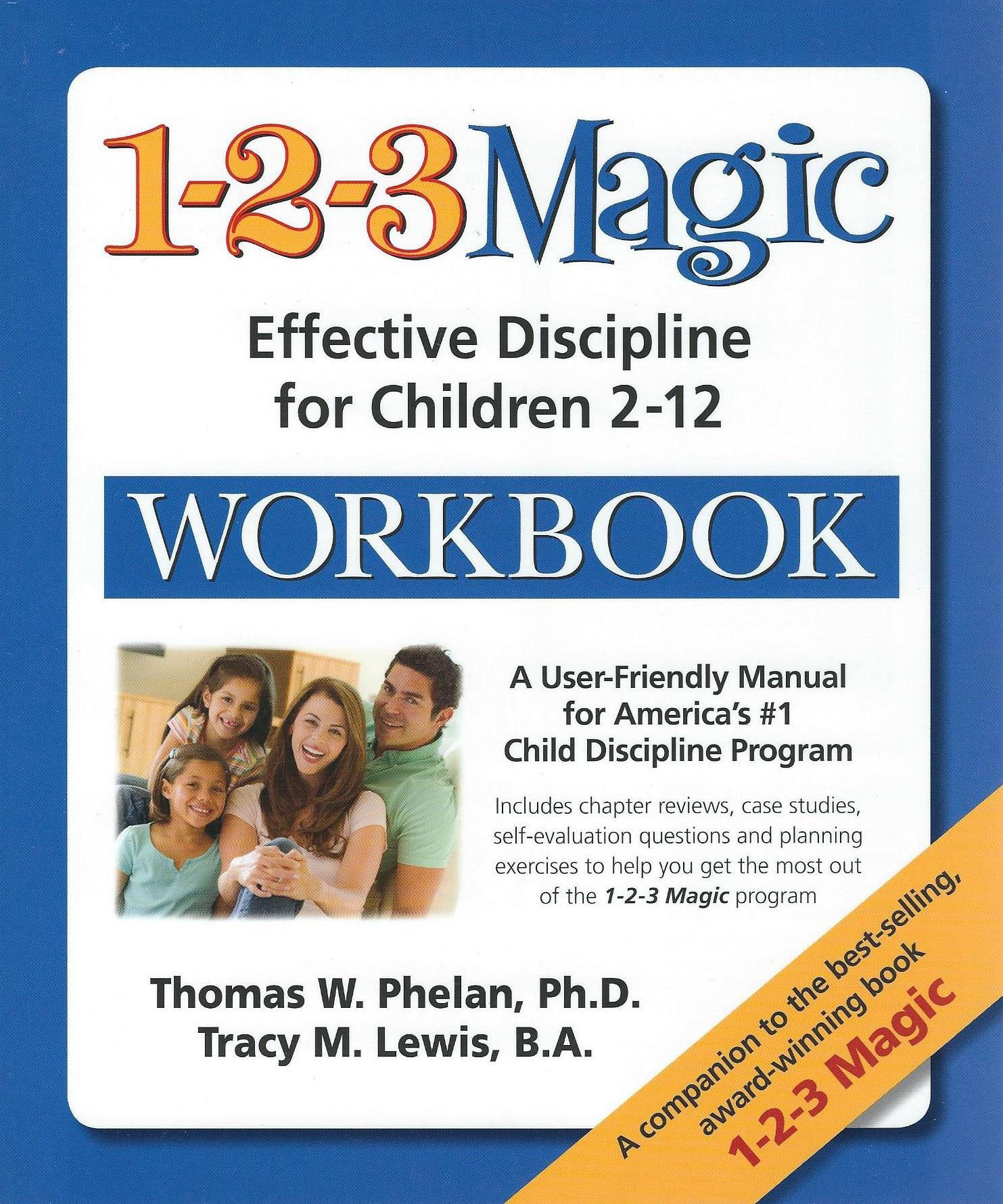 Download 1-2-3 Magic Workbook: Effective Discipline for Children 2-12 ebook