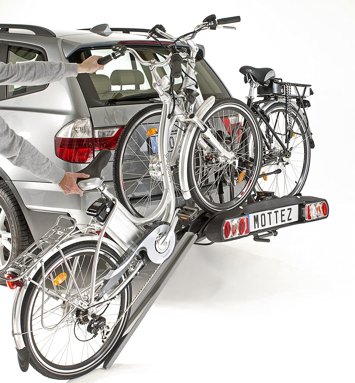 Amazon Mottez A028P2 Porte 2 Vélos électrique Rabattable
