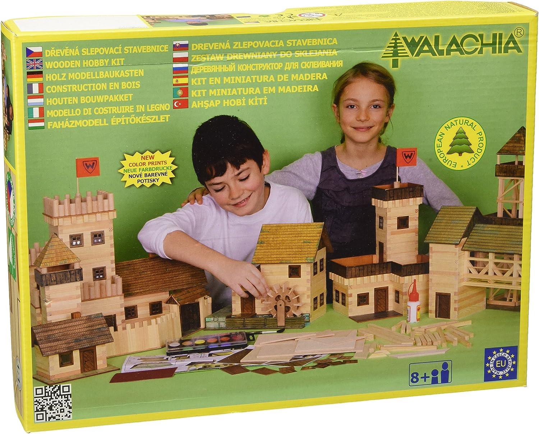 Walachia Granero Kits de Madera 126