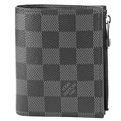 1f5bfbe43647 Amazon | ルイヴィトン(Louis Vuitton) 2つ折り財布 N64021 ダミエ グラ ...