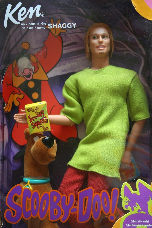 Barbie Ken as Shaggy in Scooby-Doo by Mattel