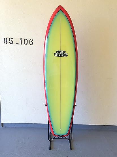 Amazon Com Surfboard Longboard Freestanding Stand Block Surf