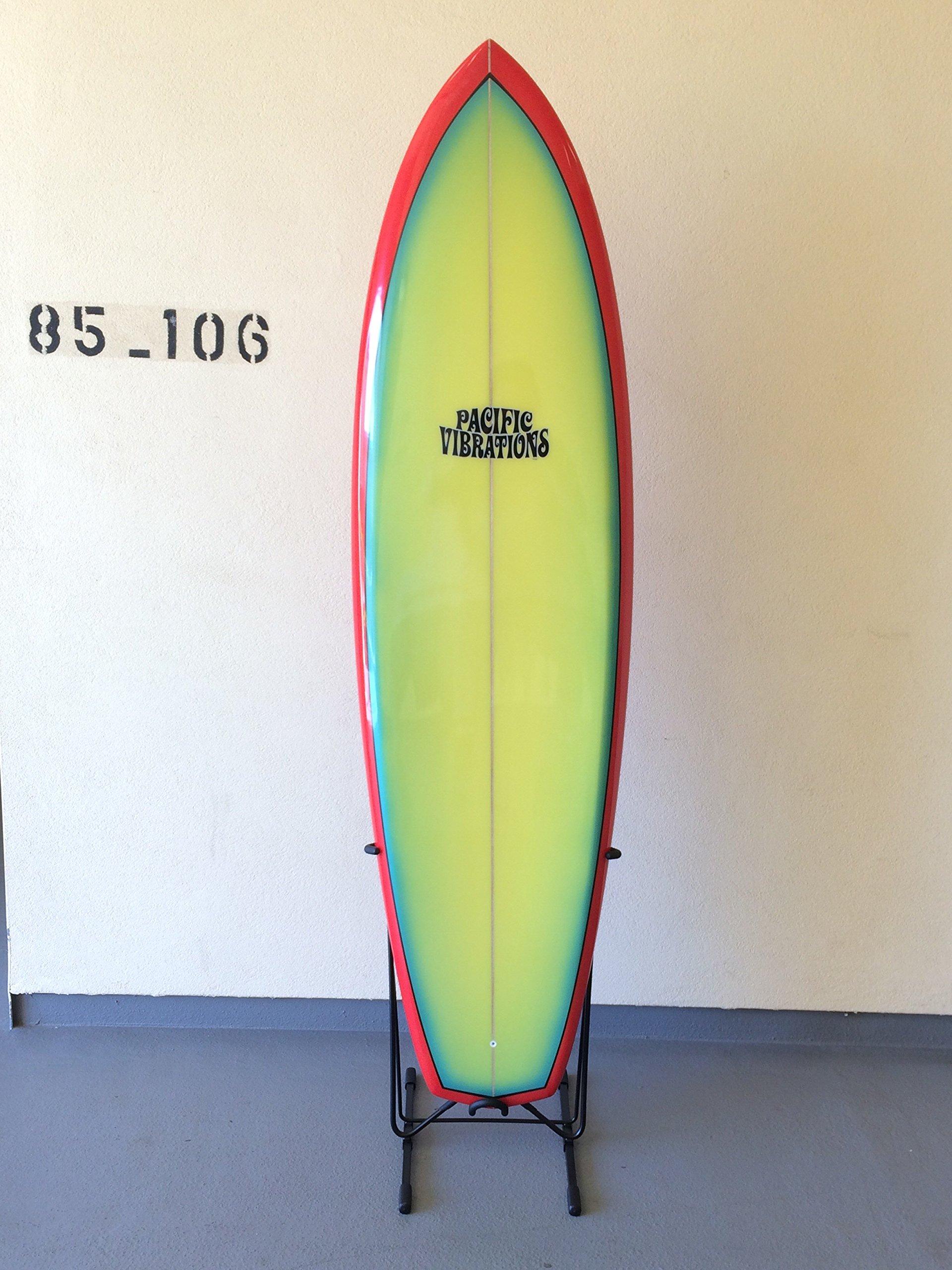 Surfboard - Longboard freestanding stand block surf surfboard display