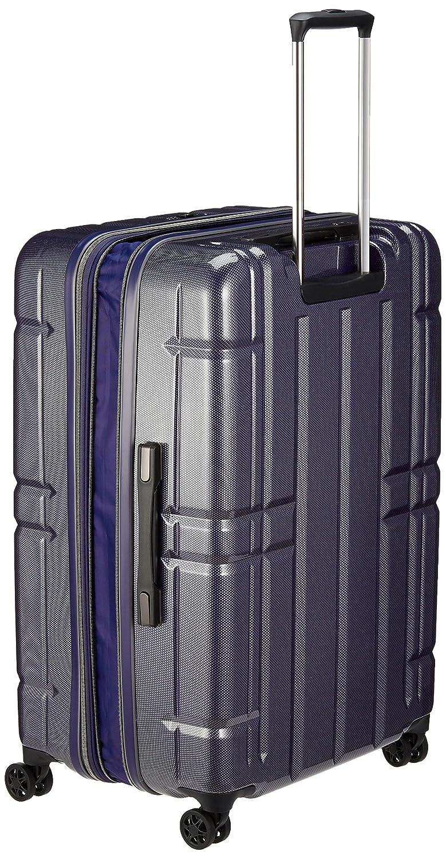 61a4a54b4b Amazon | [エー・エル・アイ] ハードキャリー AliMaxG 拡張機能搭載 エクスパンダブルシリーズ 96L 75 cm 4.6kg  ブラック | A.L.I(エー・エル・アイ) | スーツケース