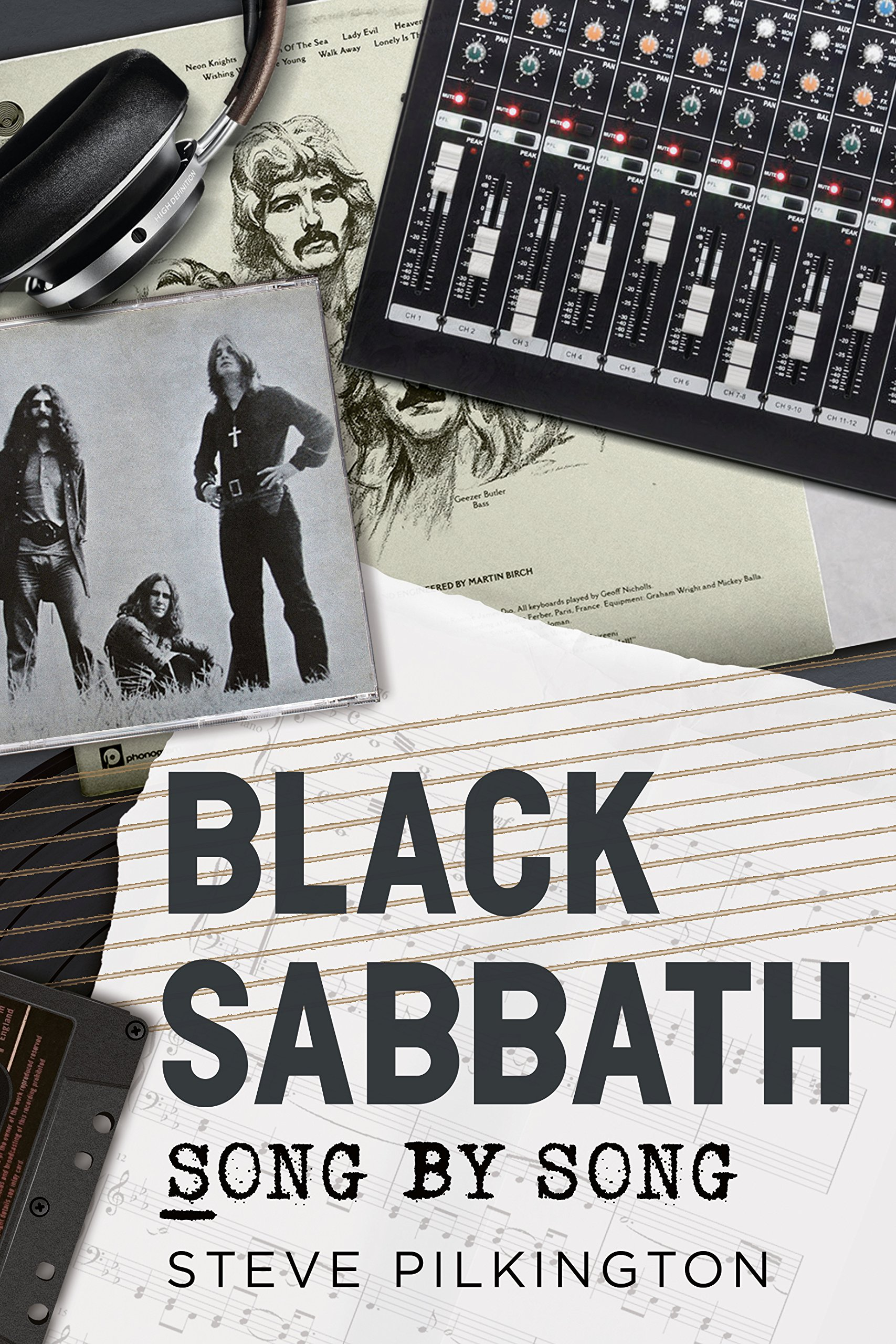 Black Sabbath: Song by Song ePub fb2 book