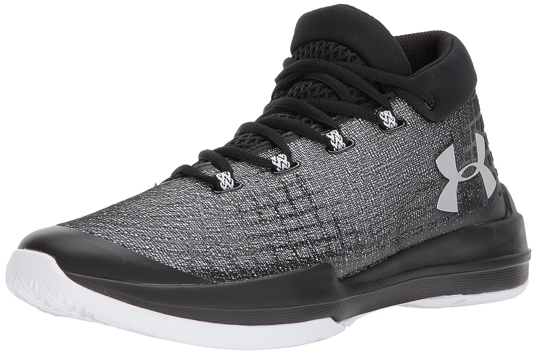 Under Armour Men's Nxt TB Basketball Shoe B06XCDSV12 11 M US Black (001)/White