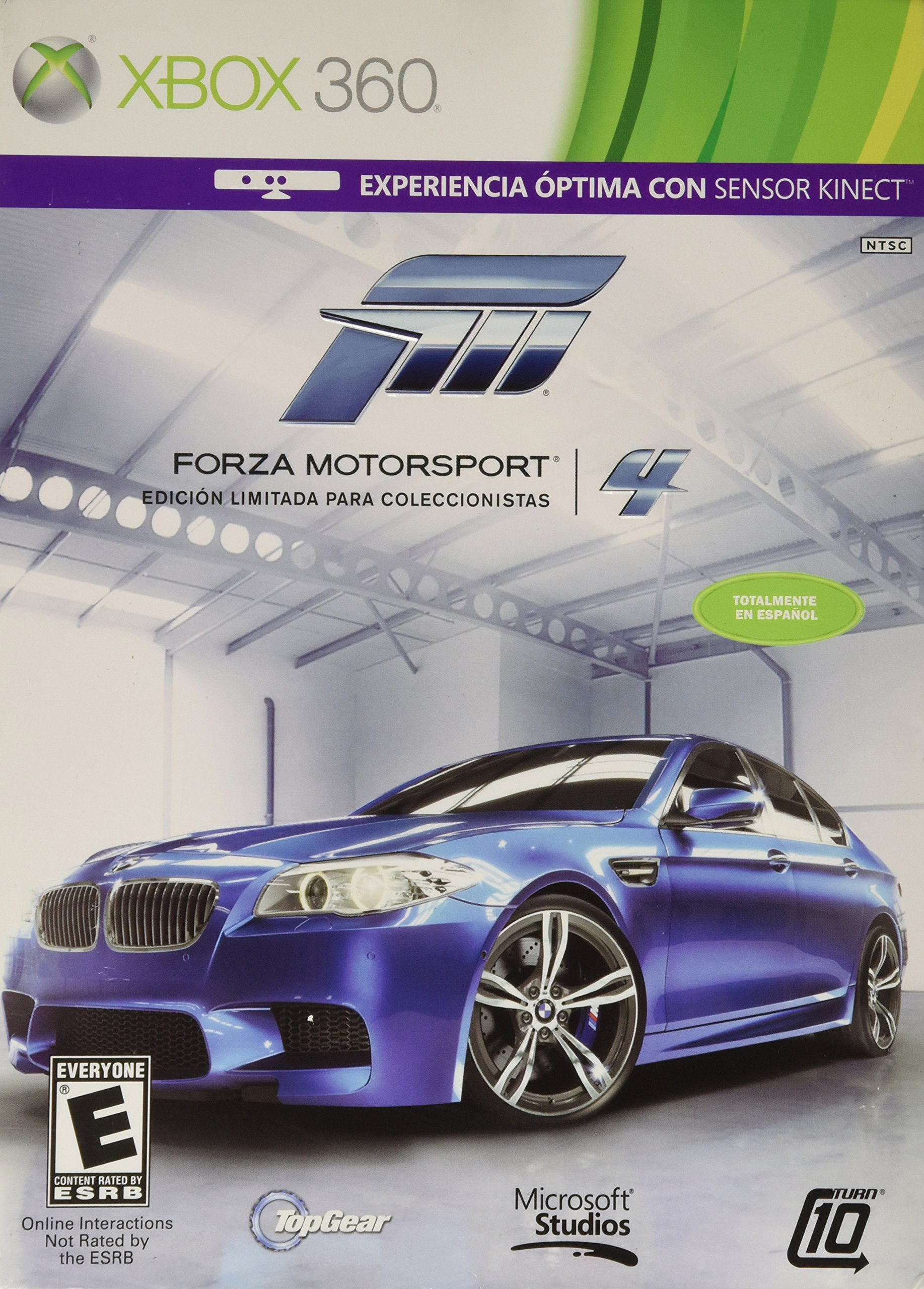 Forza Motorsport 4 Limited Collector's Edition (English/Spanish Version)