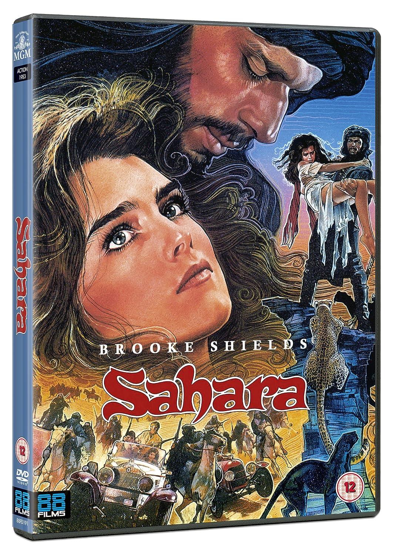 Sahara Movie Brooke Shields