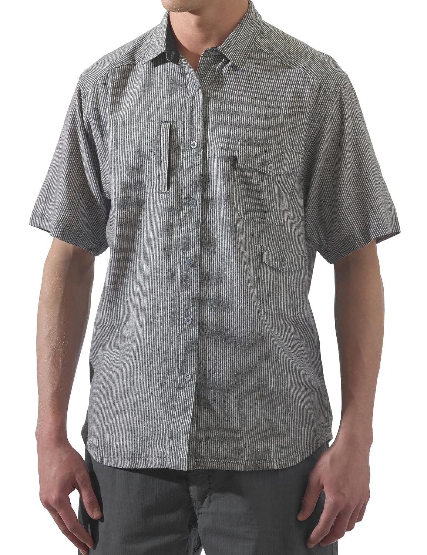 KAVU Herren Hit der Schmutz Short Sleeve Shirt Funktionshemd