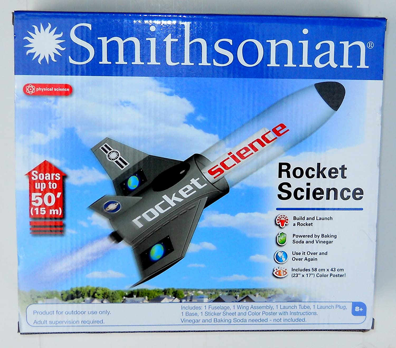 Amazon Smithsonian Rocket Science Toys Games