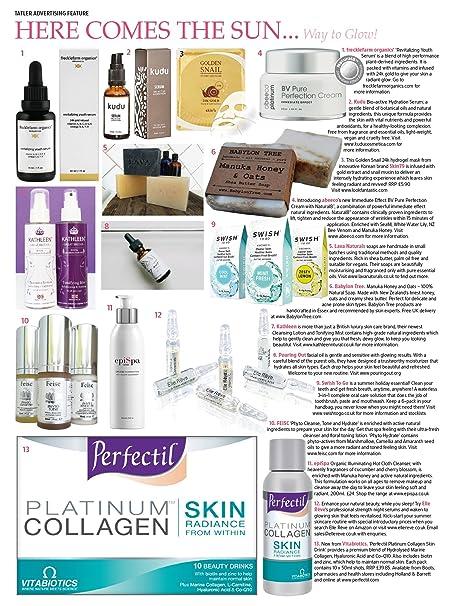 Elle Rêve ácido hialurónico facial Serum - PREMIUM anti envejecimiento y anti arrugas suero facial para hidrato, regordeta y Replenish piel - el mejor tema ...