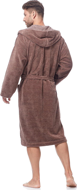 Timone Albornoz Fibras de Bamb/ú Vestidos de Casa Hombre TILL2001