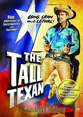 85f6075c17111e Amazon.com: Tall Texan, the: Lloyd Bridges, Lee J. Cobb, Marie ...