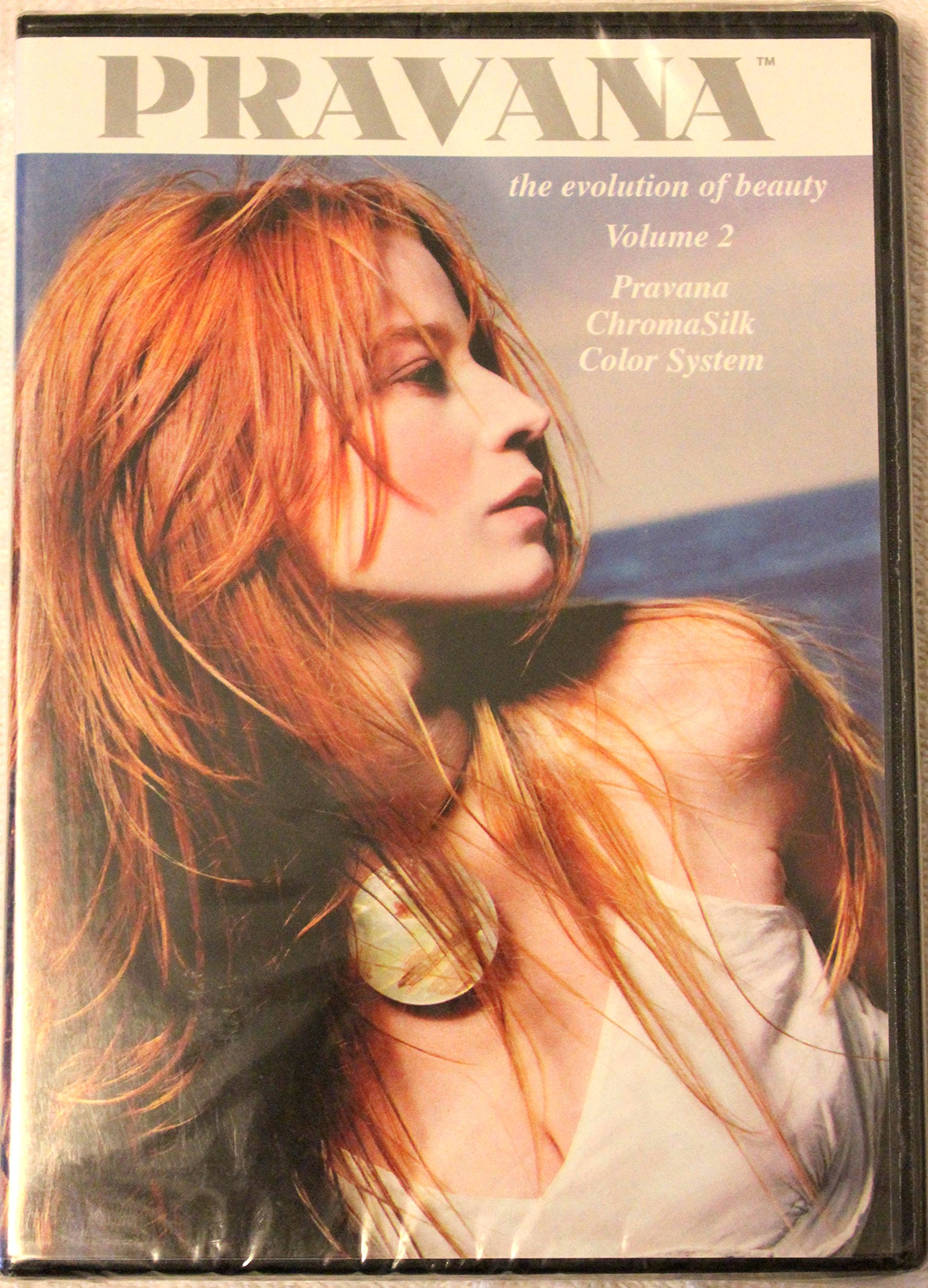 Pravana: The Evolution of Beauty Volume 2 - ChromaSilk Color System for Salons by