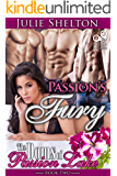 Passion's Fury (The Doms of Passion Lake Book 2)