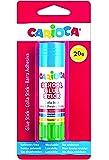 Carioca Glue Stick 42071 - Barra adhesiva, 20 g (1 pieza)