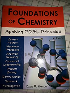 Chemistry fundamentals an environmental perspective 2nd edition foundations of chemistry applying pogil principles fandeluxe Gallery