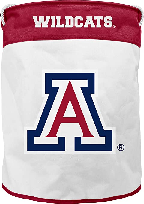 Amazon.com   NCAA Arizona Wild Cats Canvas Laundry Basket with ... 082b90642