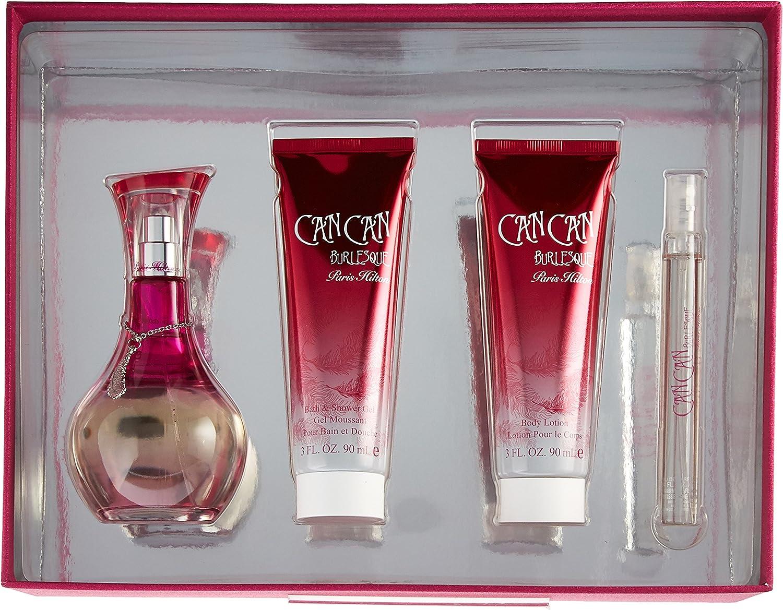 Paris Hilton Can Burlesque 4 Piece Gift