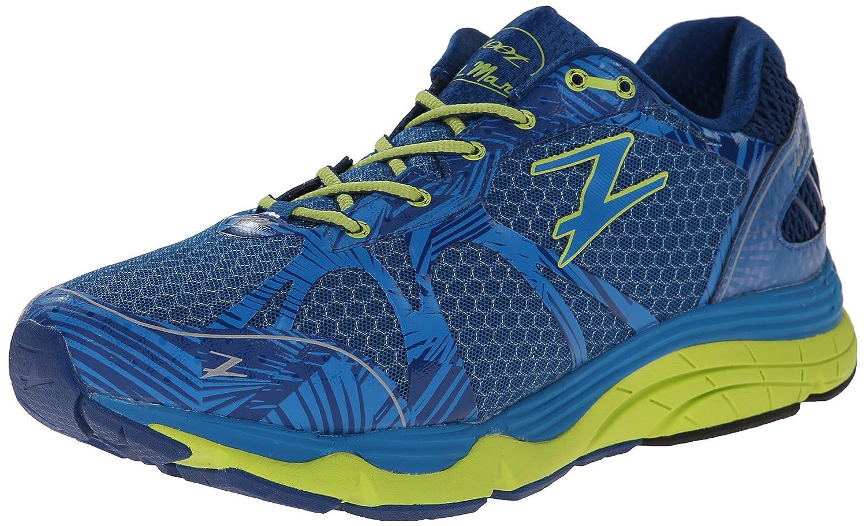 Zoot Men's Del Mar Running Shoe B00L8VV4L4 8.5 D(M) US|Plutonium/Spring Green/Navy
