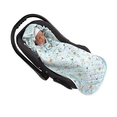MoMika Baby Footmuff - Saco de dormir | Saco de dormir de viaje para bebé |