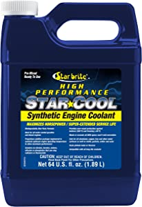 Star brite 33264 Cool-Hi-Perf Extended Life PG Coolant, 64 oz