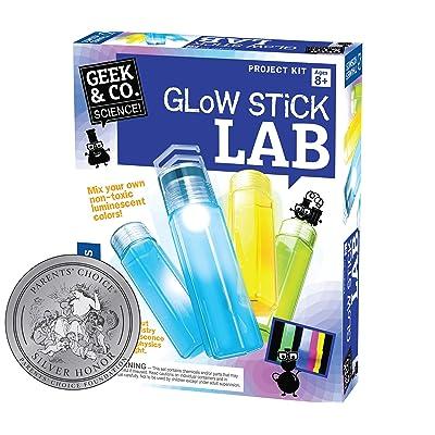 Thames & Kosmos Glow Stick Lab: Toys & Games