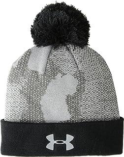 24b90780fd4 Under Armour Boy s Sportswear Sportswear Hat Bobble Beanie - Hats ...