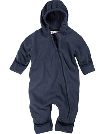 81dcb0906 Mamas and Papas Baby Boys. 1 · Playshoes Unisex Kid's Fleece-Overall' Coat