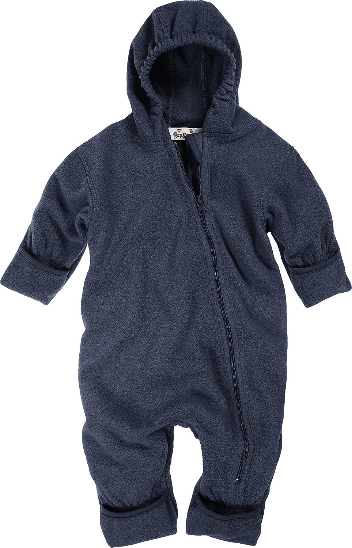 Playshoes Waterproof Raincoat - Chaqueta impermeable de manga larga para bebés, 100% poliéster 421002