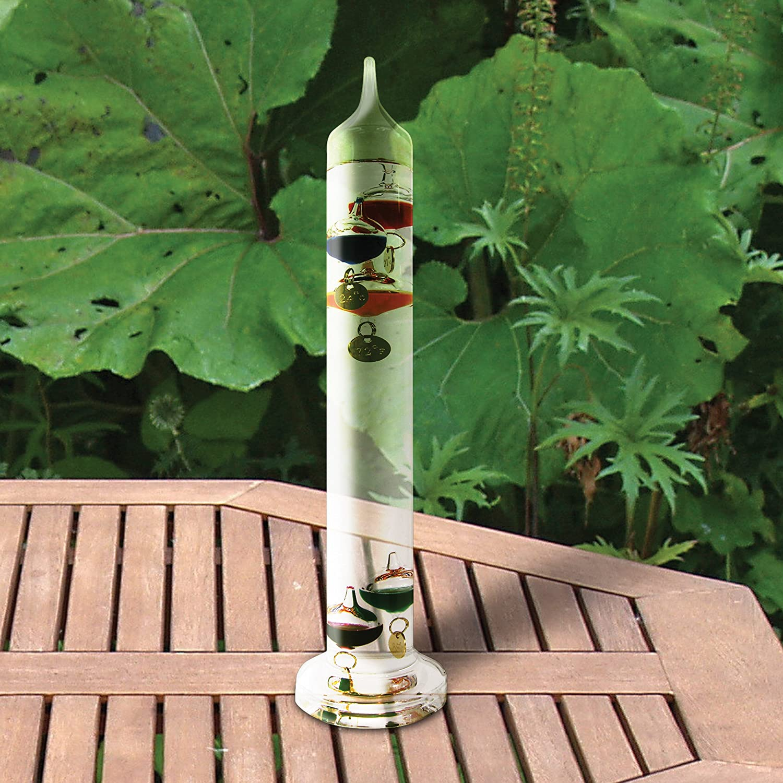 AcuRite 00745 13-Inch Galileo Thermometer