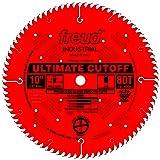 "Freud 10"" x 80T Ultimate Cut-Off Blade"