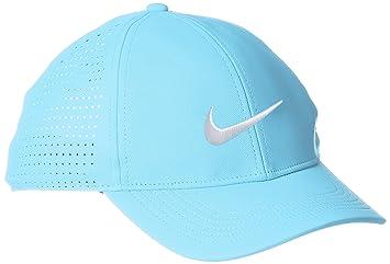 Nike Legacy91 Perf Gorra de Golf, Hombre, Azul (Blue 432), Talla Única: Amazon.es: Deportes y aire libre