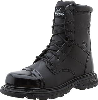 "7a25fdf093c2 Thorogood Men s 8"" Side Zip Jump Boot Gen-flex"