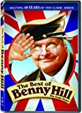The Best Of Benny Hill [DVD]