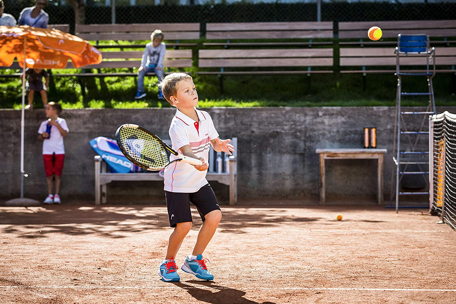 Amazon.com: Speed IG 360 - Raqueta de tenis para niños de ...