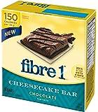 FIBRE 1 Cheesecake Bar Chocolate, 5-Count, 190 Gram