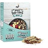 nu3 Muesli Proteico Ridotto Contenuto Carboidrati e Zuccheri | Muesli BIO Croccanti Dietetici | 33% Proteine Low Carb Gusto Cioccolato 575G