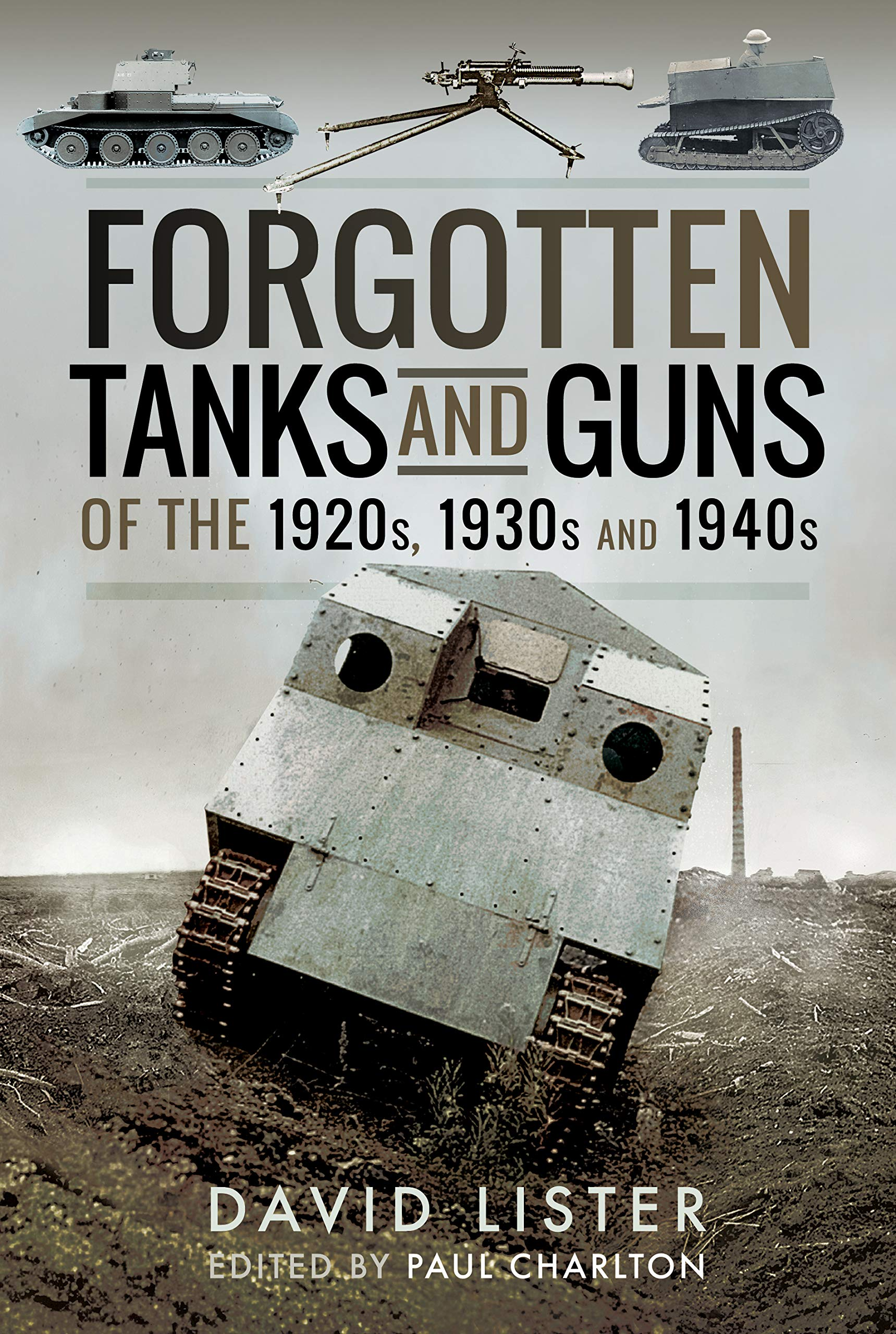 Forgotten Tanks 1920s 1930s 1940s product image