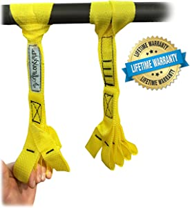 Core Prodigy New Talon Grip - Nylon Finger and Thumb Looped Hand and Arm Strengthener. Develop an Eagle Grip!