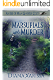Marsupials and Murder (An Isle of Man Ghostly Cozy Book 13)